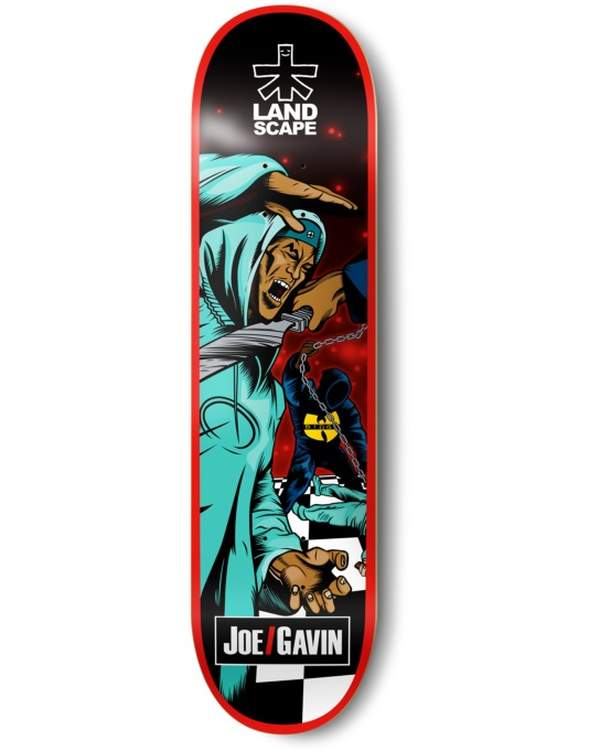Landscape Gavin Liquid Swords Pro Deck - 8.25""