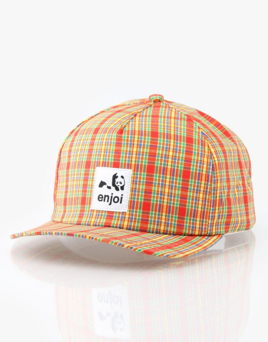 Enjoi 2 Reality Snapback Cap