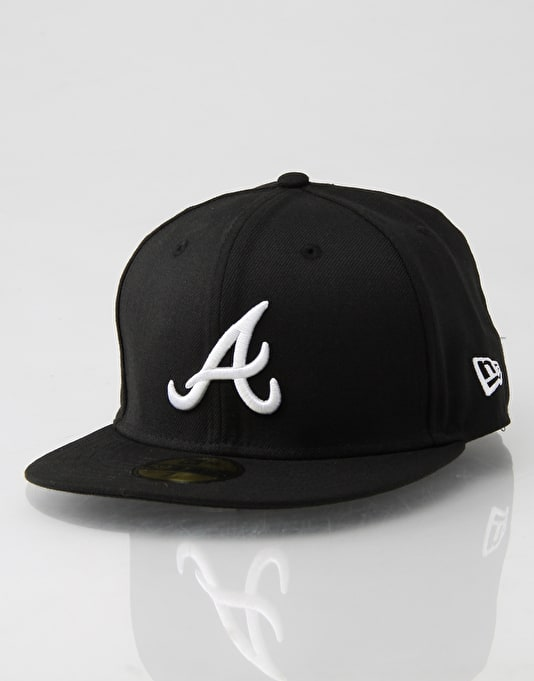New Era MLB Atlanta Braves Fitted Cap