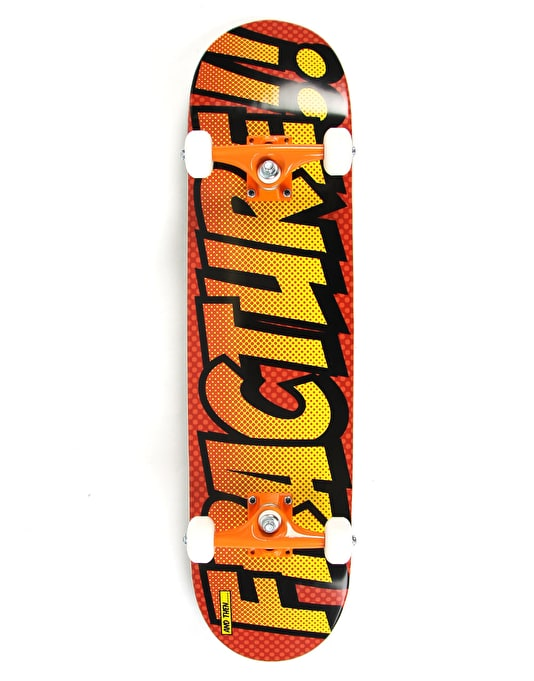 """Fracture Comic Series 4 Complete Skateboard - Ironman - 7.75"""""""