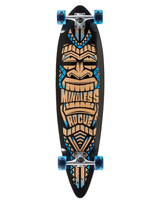 "Mindless Tribal Rogue III Longboard - 38"" x 9.75"""
