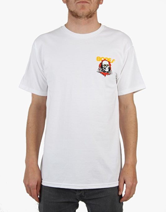 Powell Ripper T-Shirt - White