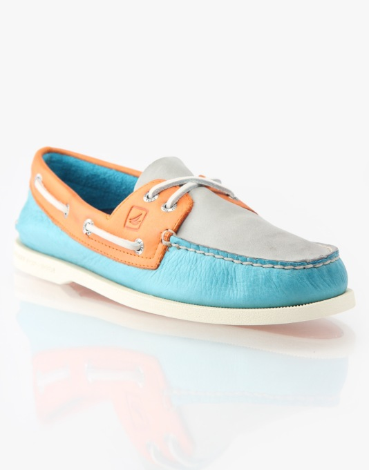 Sperry A/O 2 Eye Burnished Shoes