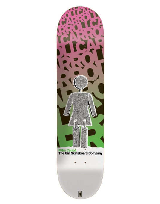 Girl Carroll Blast Off Pro Deck - 8.125""