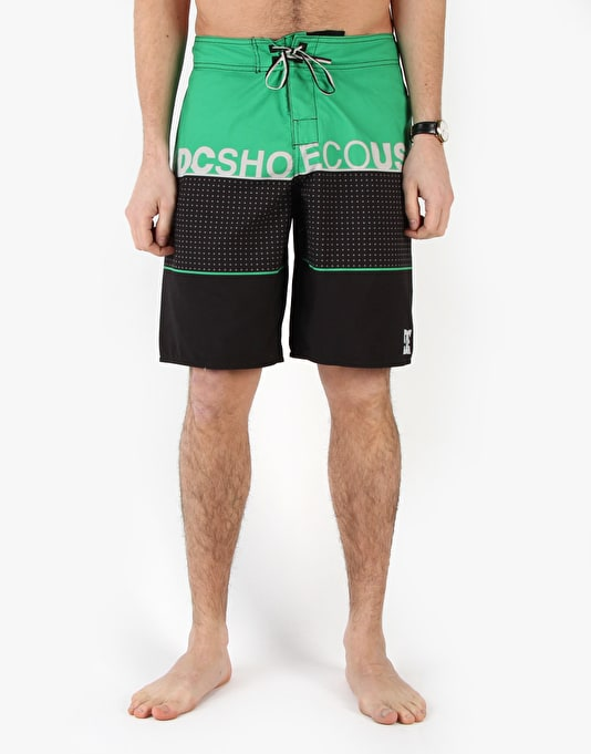DC Released Boardshorts - Emerald