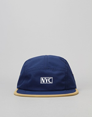 5boro VHS Camp Cap - Navy