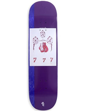 Quasi Crockett Rust [One] Pro Deck - 8.25