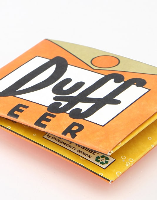 Mighty Wallets Simpsons Duff Wallet