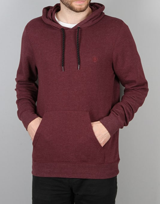 Element Cornell Pullover Hoodie - Brown/Purple