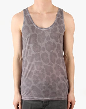 Rook Jungle Cat Tank - Grey