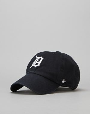 '47 Brand MLB Detroit Tigers Clean Up Cap - Navy