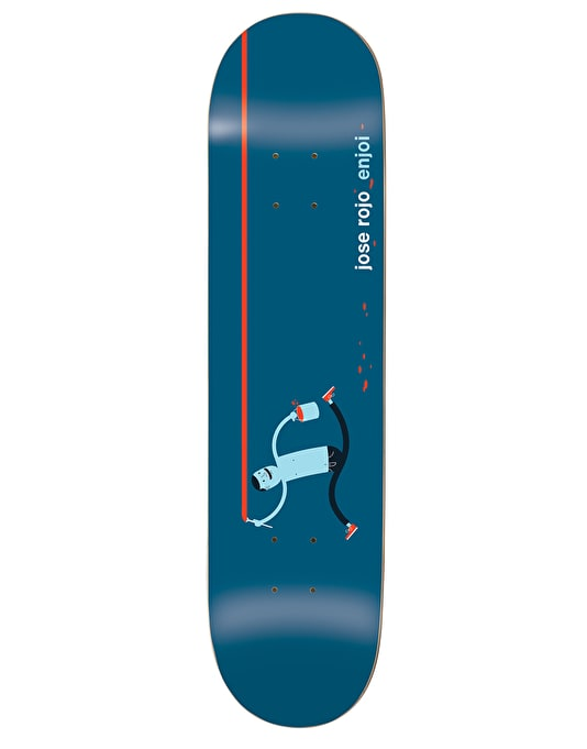 Enjoi x Jim Houser Rojo Pro Deck - 8""