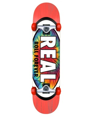 Real Inner Oval Mini Complete Skateboard - 7.3