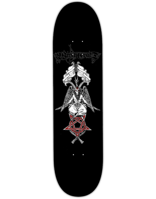 Witchcraft Our Master Team Deck - 8.8""