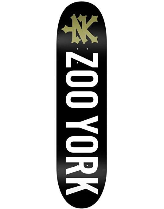 Zoo York Photo Incentive Team Deck - 8.25""