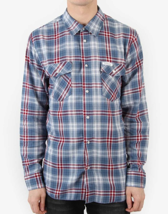 Etnies Que Onda Plaid Shirt