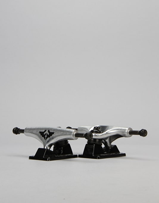 Fracture Wings V3 5.0 Low Truck - Raw/Black