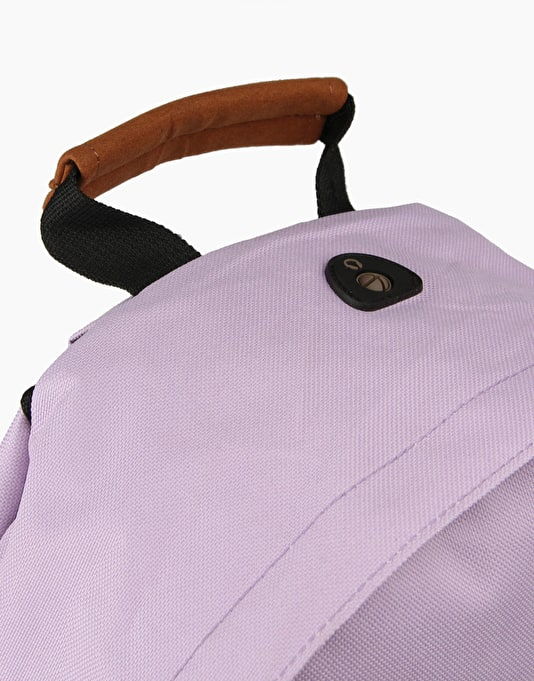 Mi-Pac Polka Dot Backpack - Lilac