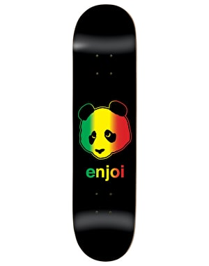 Enjoi Rastafari Panda Team Deck - 8.125