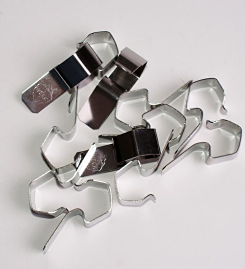 Weck Replacement Clips