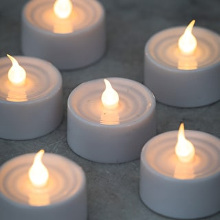 Remote Control Battery Tealights