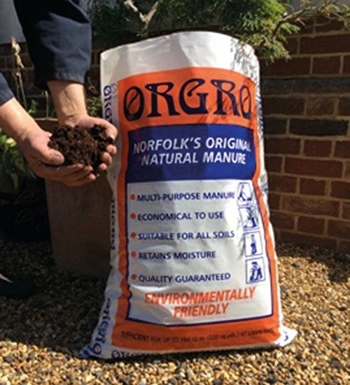 Orgro Concentrated Manure