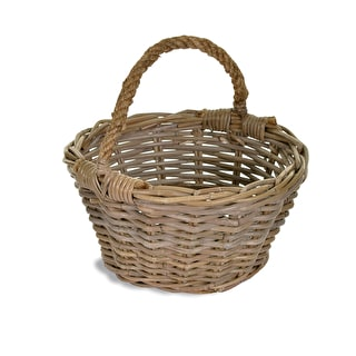 Willow Harvesting Basket