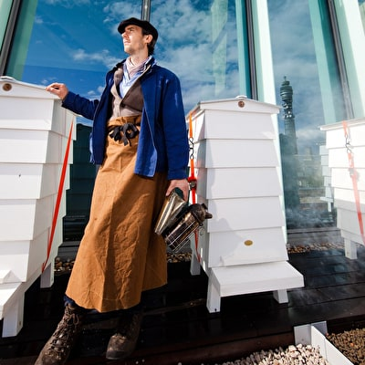 Beginner Beekeeping with Steve Benbow