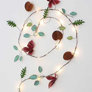 Floral Light String
