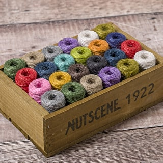Crate of 24 Mini Twine
