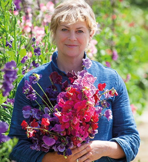 The Cutting Garden Course at Parham House and Gardens with Sarah