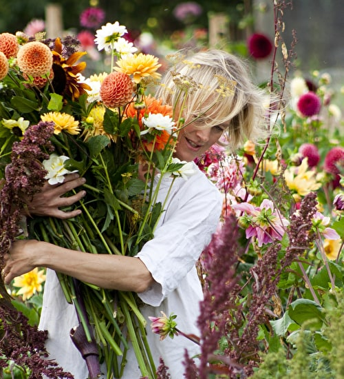 Flower Arranging with Juliet Glaves