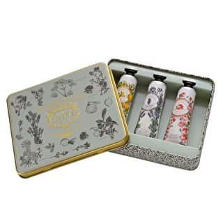 Hand Cream Gift Set in a Tin