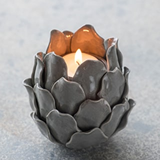 Artichoke Tealight Holder