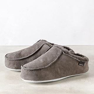 Low Back Sheepskin Slippers