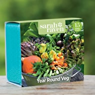 Year Round Vegetable Seed Collection