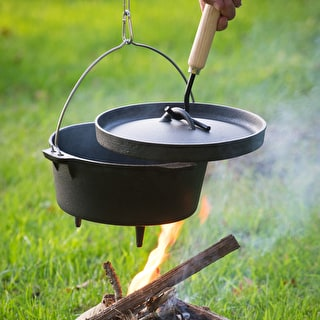 Outdoor Cooking Tripod Set