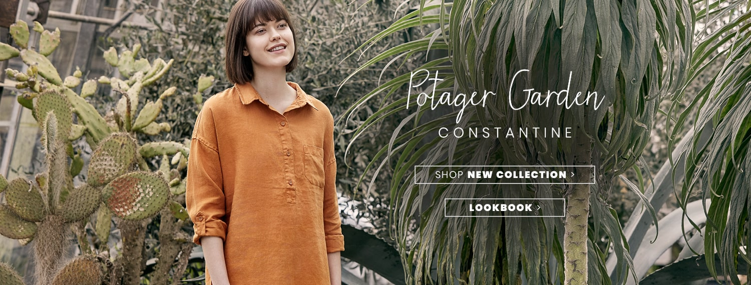 Shop New Collection, inspired by Potager Gardens