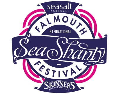 Falmouth International Sea Shanty Festival Logo