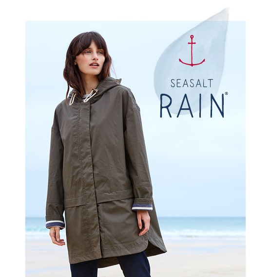 New Seasalt RAIN Collection