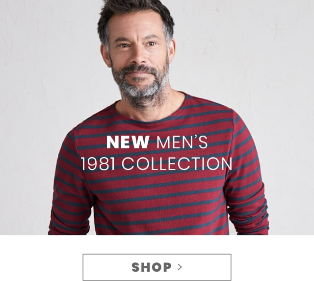 New mens 1981 Collection
