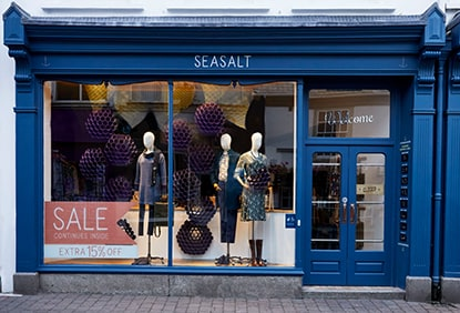This Months Beautiful Shop Front