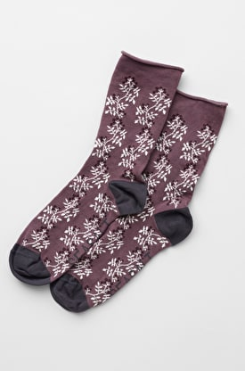Women's Bamboo Arty Socks