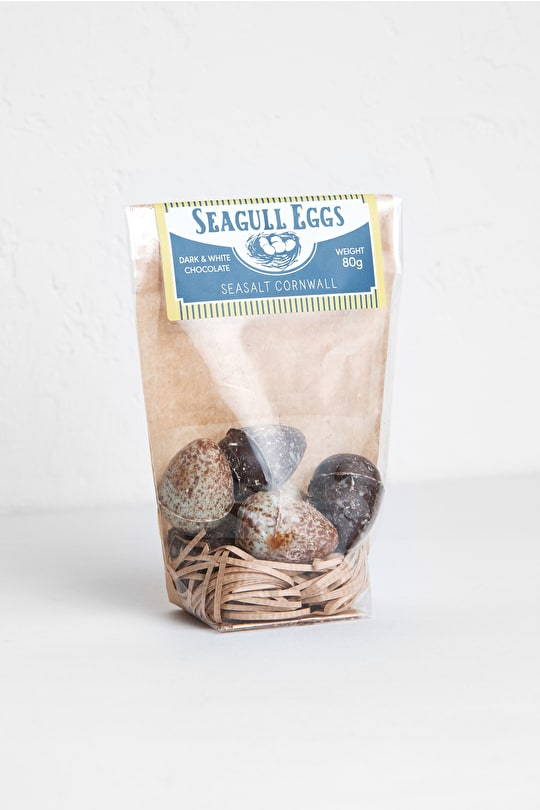 Seagull Chocolate Easter Eggs - Seasalt