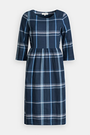 Kennack Sands Dress - Striped Cotton Dress - Seasalt Cornwall