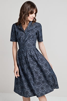 Crashing Waves Dress