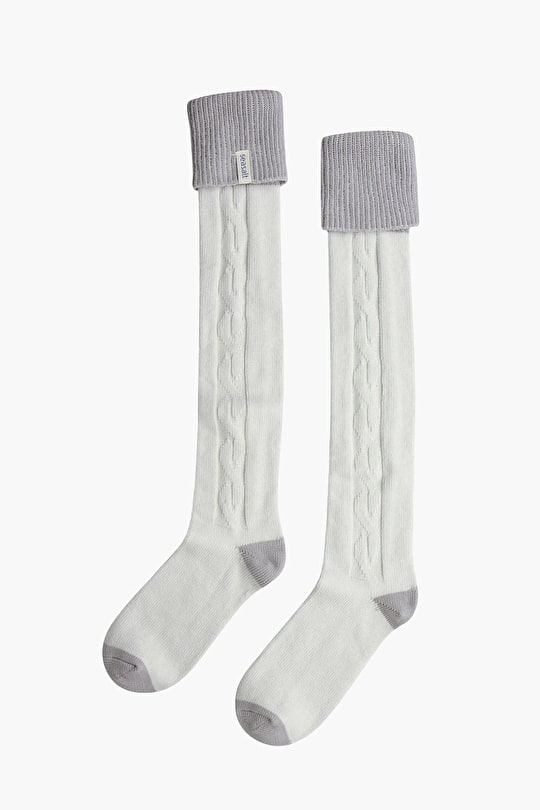 Bloomin Good Above and Below Socks
