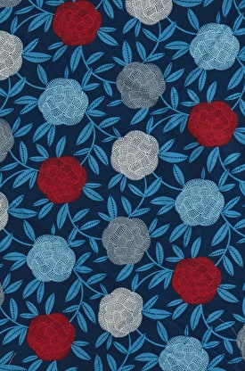 Seasalt Printed Cotton Fabric
