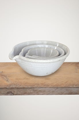 Leach Nest Of Pouring Bowls