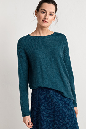 Pure Cashmere Lemondrop Jumper